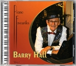 Piano Favourites Barry Hall